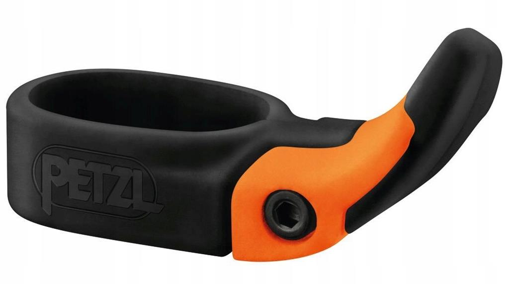 PETZL TRIGREST do Czekan Ride Glacier Summit Gully